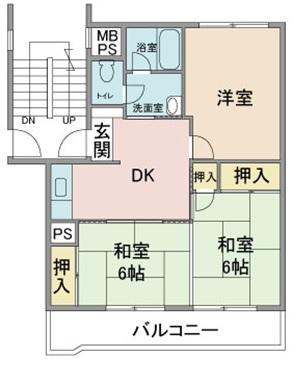 平住宅780万円図面